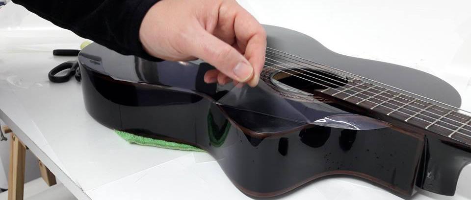 Protégez votre guitare !